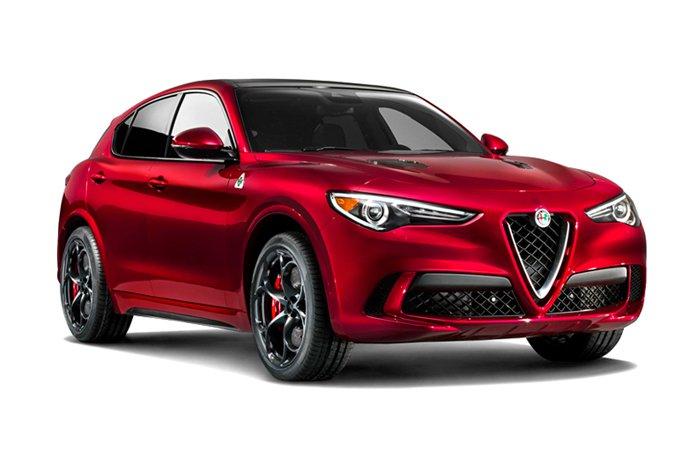 Alfa Romeo Lease >> 2019 Alfa Romeo Stelvio Quadrifoglio Monthly Leasing Deals